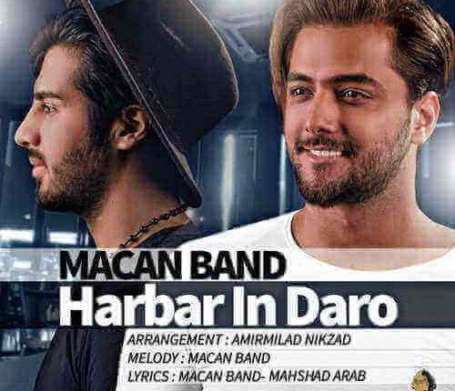 macan band – harbar in daro
