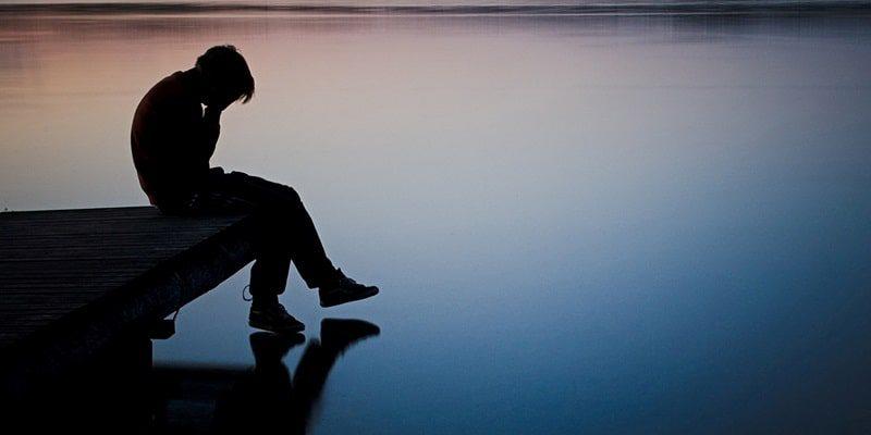 عکس نوشته حسرت عشق و همچنين تنهایی